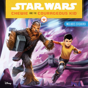 Chewie and the Courageous Kid (17.04.2018)