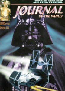 Journal of the Whills #1 (März 1996)