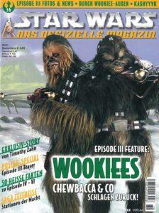Offizielles Star Wars Magazin #36 (12.01.2005)