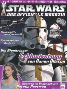 Offizielles Star Wars Magazin #39 (05.10.2005)