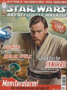 Offizielles Star Wars Magazin #40 (11.01.2006)