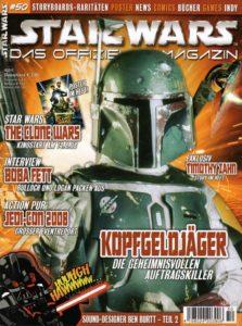 Offizielles Star Wars Magazin #50 (09.07.2008)