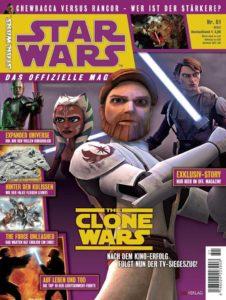 Offizielles Star Wars Magazin #51 (08.10.2008)
