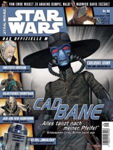 Offizielles Star Wars Magazin #56 (07.01.2010)
