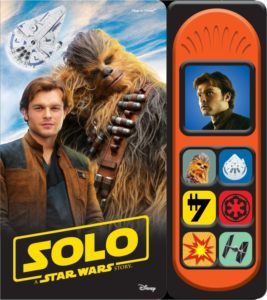 Solo: A Star Wars Story Sound Book (20.04.2018)