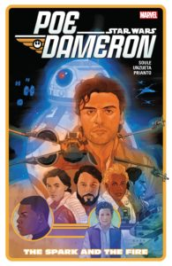 Poe Dameron Volume 5: The Spark and the Fire (04.12.2018)