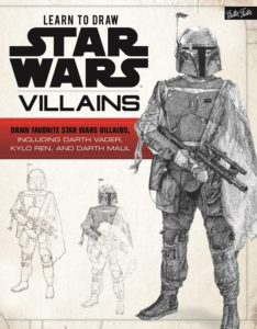 Learn to Draw Star Wars: Villains (02.10.2018)