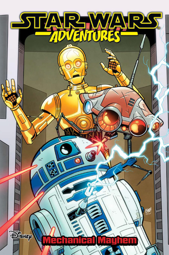 Star Wars Adventures Volume 5: Mechanical Mayhem (12.03.2019)