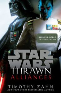 Thrawn: Alliances (Barnes & Noble Exclusive Edition) (24.07.2018)