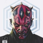"""Darth Vader #17 (Rod Reis Galactic Icon """"Darth Maul"""" Variant Cover) (13.06.2018)"""