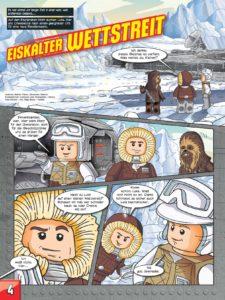LEGO Star Wars Magazin #34 - Vorschau Seite 4