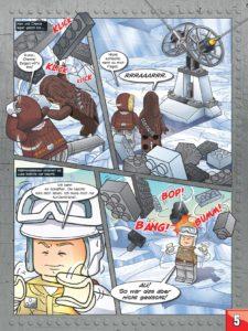 LEGO Star Wars Magazin #34 - Vorschau Seite 5