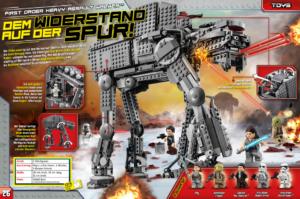 LEGO Star Wars Magazin #34 - Vorschau Seiten 26 und 27