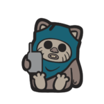 Peekpa, Ewok Hacker (Pin)