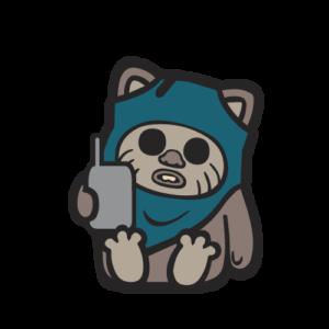Peekpa, Ewok Hacker (Pin)