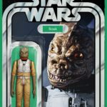 "Star Wars #33 (JTC ""Bossk"" Action Figure Variant Cover) (20.04.2018)"