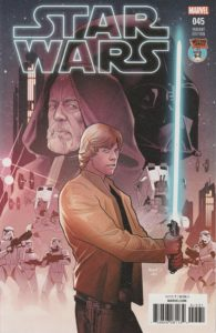 Star Wars #45 (Paul Renaud Mile High Comics Variant Cover) (21.03.2018)
