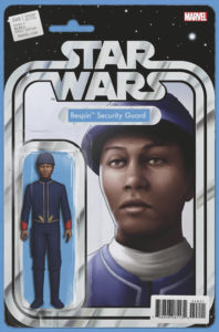 Star Wars #48 (Action Figure Variant Cover) (23.05.2018)