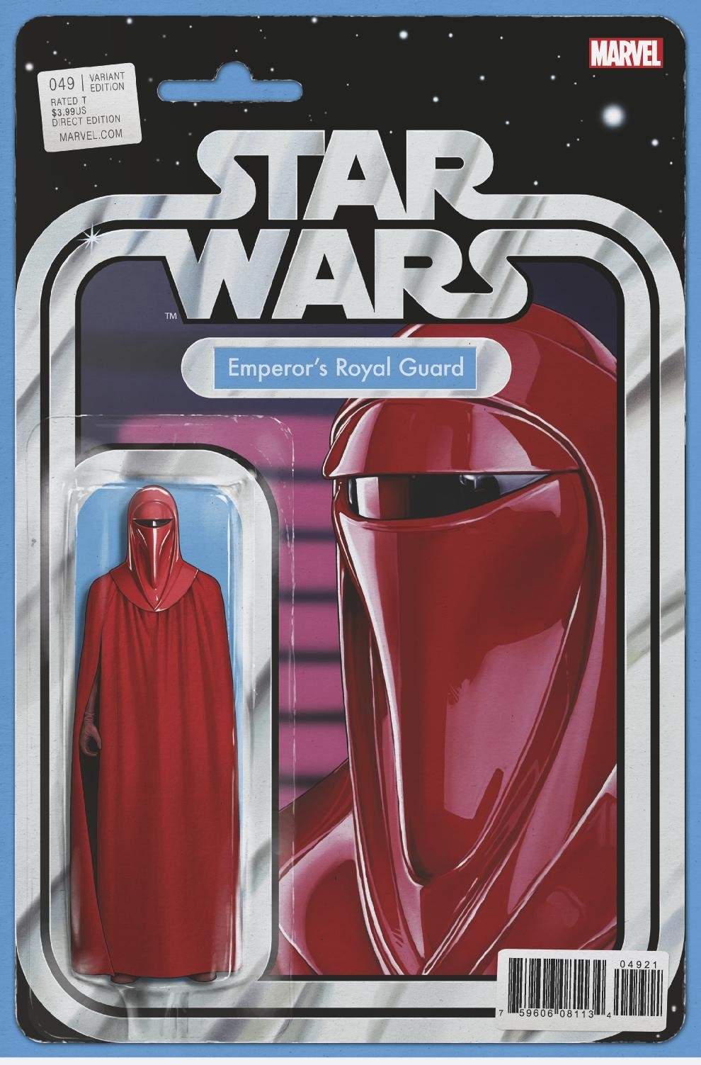 Star Wars #49 (Action Figure Variant Cover) (06.06.2018)