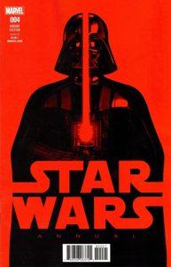 Star Wars Annual #4 (John Tyler Christopher Variant Cover) (23.05.2018)