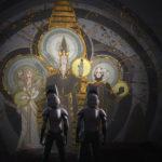 """In """"Ein teuflischer Plan"""" steht ein Gemälde der Mortis-Familie im Mittelpunkt."""
