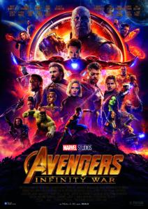 <em>Avengers: Infinity Wars</em>
