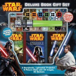 Star Wars Deluxe Book Gift Set (2015)