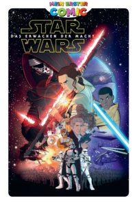 Mein erster Comic: Star Wars: Das Erwachen der Macht (27.08.2018)