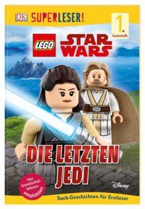 LEGO Star Wars: Die letzten Jedi (SUPERLESER! Stufe 1) (29.06.2018)
