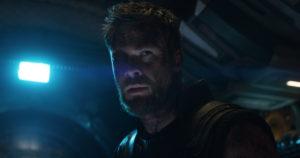 Thor in Avengers: Infinity Wars ©Marvel Studios 2018