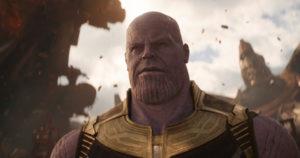 Thanos in Avengers: Infinity Wars ©Marvel Studios 2018