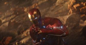 Iron Man in Avengers: Infinity Wars ©Marvel Studios 2018