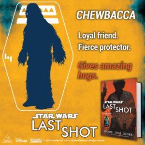 Del Reys Teaser für  Florx Chewbacca