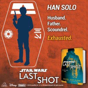 Del Reys Teaser für Han Solo