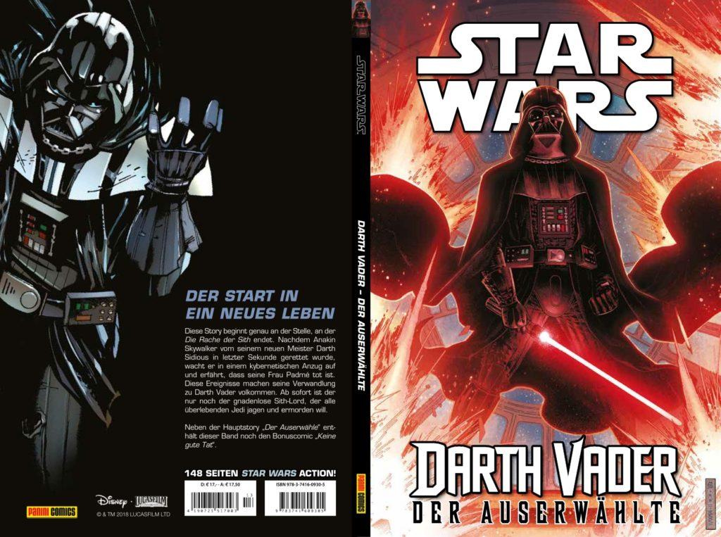 Darth Vader, Band 1: Der Auserwählte (19.11.2018)