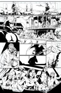 Lando: Double Or Nothing #1 Vorschau von Paolo Villanelli - 2