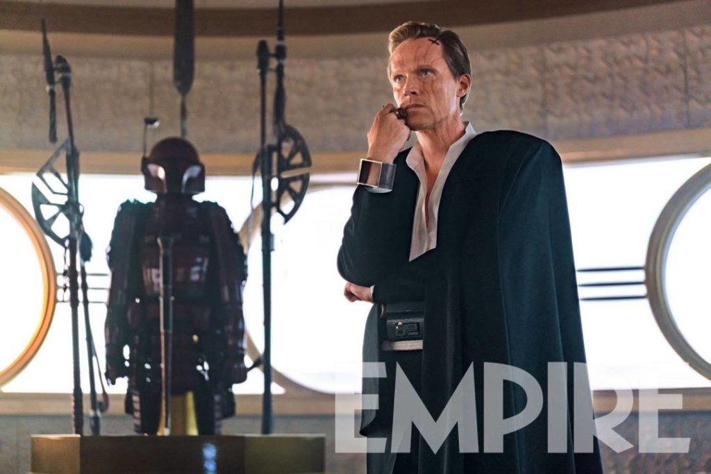 Dryden Vos aus <em>Solo: A Star Wars Story</em>
