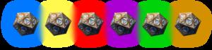 Der Rezensent vergibt 6 von 6 Infinity-Holocrons!