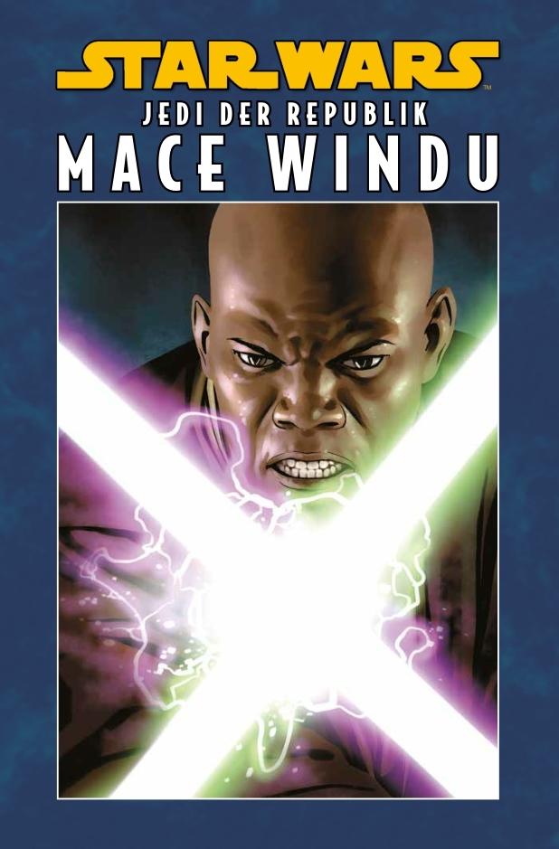 Jedi der Republik – Mace Windu (Limitiertes Hardcover) (28.08.2018)