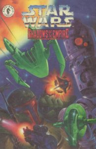 Shadows of the Empire - Kenner Special #2 (Deutsche Ausgabe) (Mai 1996)