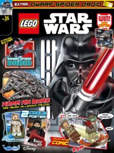 LEGO Star Wars Magazin #35 (14.04.2018)