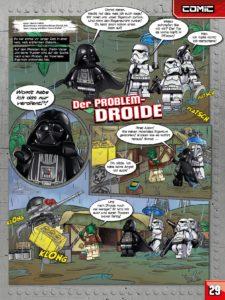 LEGO Star Wars Magazin #35 - Vorschau Seite 29
