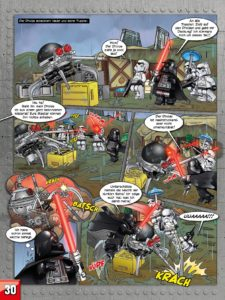 LEGO Star Wars Magazin #35 - Vorschau Seite 30