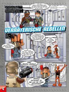 LEGO Star Wars Magazin #35 - Vorschau Seite 4