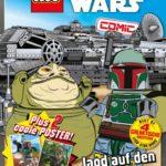 LEGO Star Wars Sammelband #9 - Jagd auf den Falken (24.03.2018)