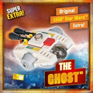 LEGO Star Wars Comic Sammelband #9 - Vorschau Extra