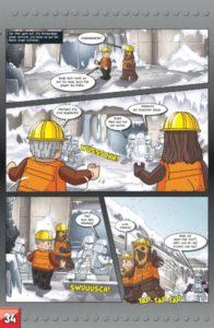 LEGO Star Wars Sammelband #9 - Jagd auf den Falken - Vorschauseite 34