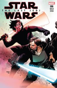 Star Wars: The Last Jedi #6 (12.09.2018)