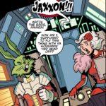 Jaxxon und Amaiza im Star Wars Adventures Annual 2018
