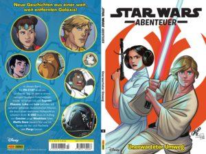 Star Wars Abenteuer, Band 3: Unerwarteter Umweg (19.11.2018)